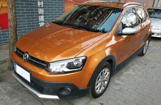 大众Cross Polo2016款1.6L 自动型-搜狐二手车,诚信有保障图片