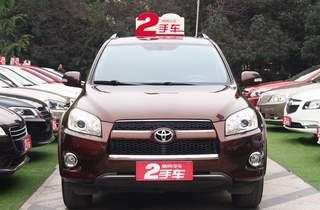 丰田RAV42011款2.4L 自动四驱豪华版