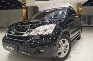 本田CR-V2010款2.4L 自动四驱豪华版