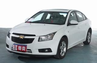 雪佛兰科鲁兹2013款1.8L SE AT-搜狐二手车,诚信有保障高清图片