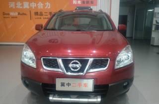 日产逍客2011款2.0XL 火 CVT 2WD
