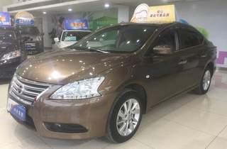 日产轩逸2012款1.6XL 手动豪华版
