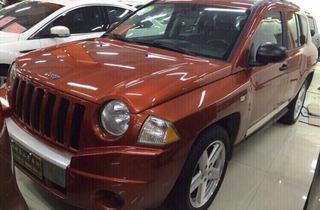 Jeep指南者2007款2.4 无级/手动一体豪华型 四驱