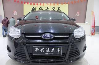福特福克斯三厢2012款1.6L 自动舒适型