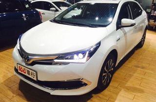 丰田卡罗拉2016款1.6L CVT GL-i炫酷版