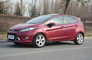 福特嘉年华两厢2011款1.5L 自动运动型