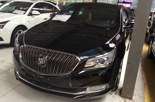 别克君越2013款2.4L SIDI 豪华舒适型-搜狐二手车,诚信有保障图片