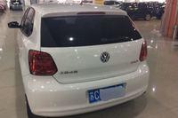 大众Polo2013款1.4L 手动 风尚版