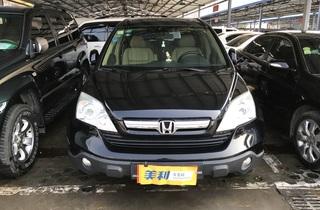 本田CR-V2007款2.4L 自动四驱豪华版