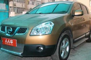 日产逍客2013款2.0XV 炫 CVT 2WD