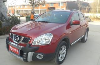 日产逍客2012款2.0XL 火 CVT 2WD