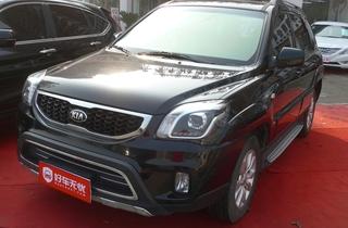 起亚狮跑2013款2.0L GL 自动两驱