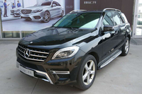 奔驰 M级 2014 ML320 4MATIC