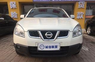 逍客 2.0XL 火 CVT 2WD