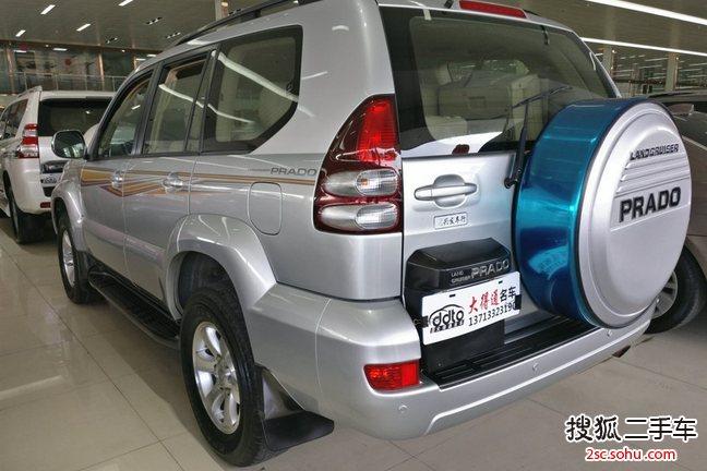 广东-丰田普拉多2004款2.7i gx 手动五速