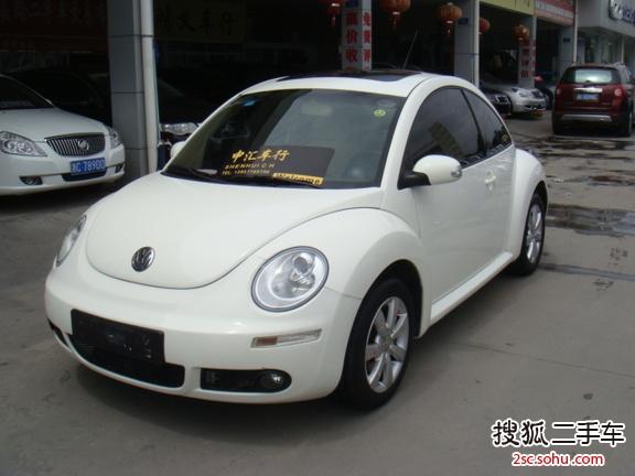 温州-大众甲壳虫2007款06款 2.0 自动 3门