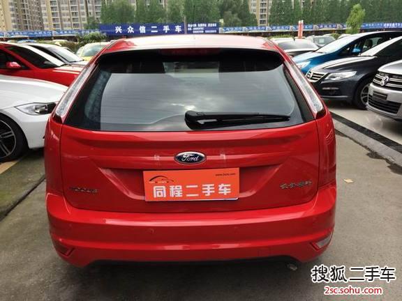 成都-福特福克斯两厢2011款1.8l 手动 舒适型