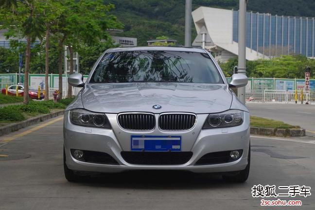 深圳-宝马3系2009款325im 运动型