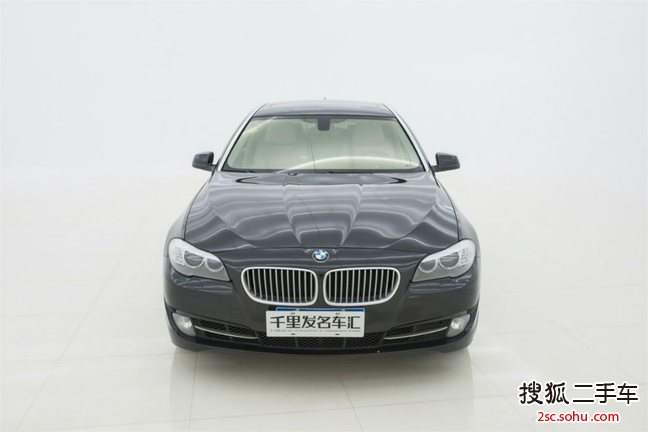 广东二手宝马5系2013款535li 豪华型 31.88万元 _广州