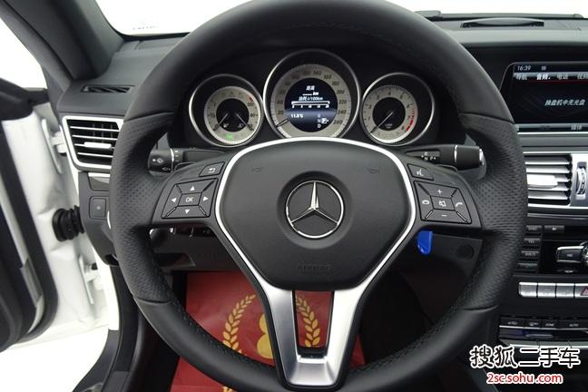 上海二手奔驰E级敞篷2014款E260 敞篷 58.8万