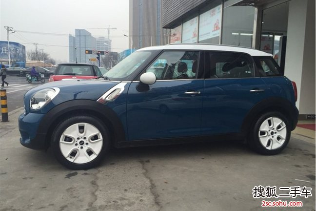 MINICOUNTRYMAN2011款1.6L COOPER Excitement 点击看大图