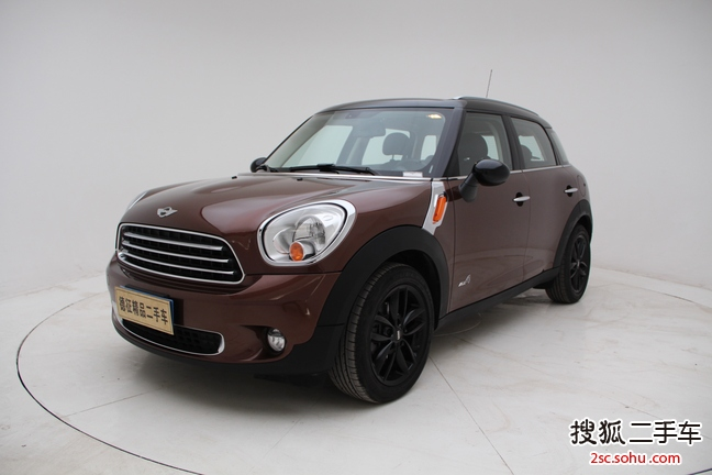 MINICOUNTRYMAN2015款1.6T COOPER All 4 Excitement 点击看大图