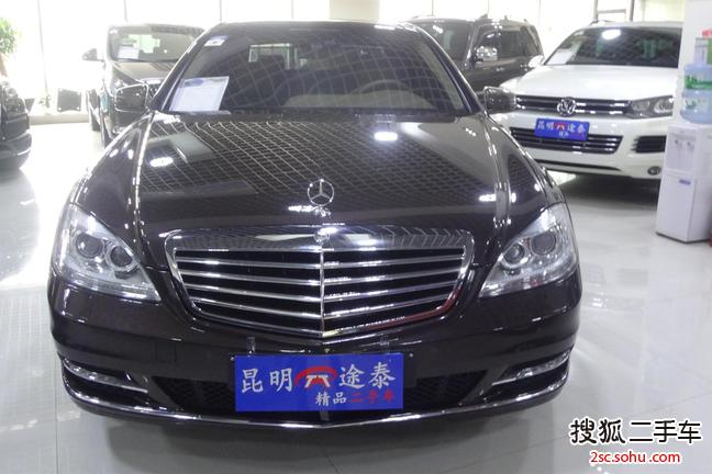 奔驰S级2012款S350L 4MATIC Grand Edition