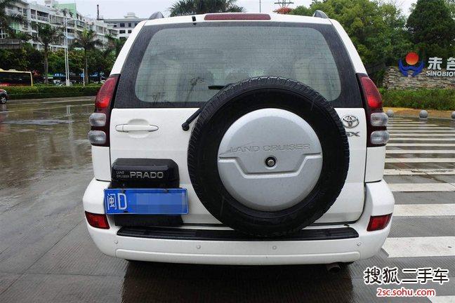 福建-丰田普拉多2004款2.7i gx 自动