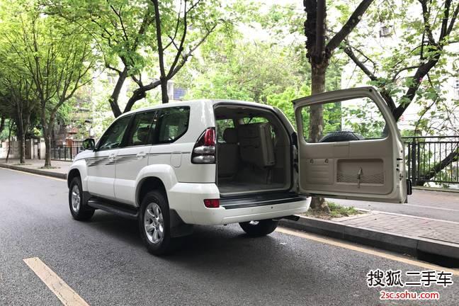 深圳-丰田普拉多2004款2.7i gx 自动