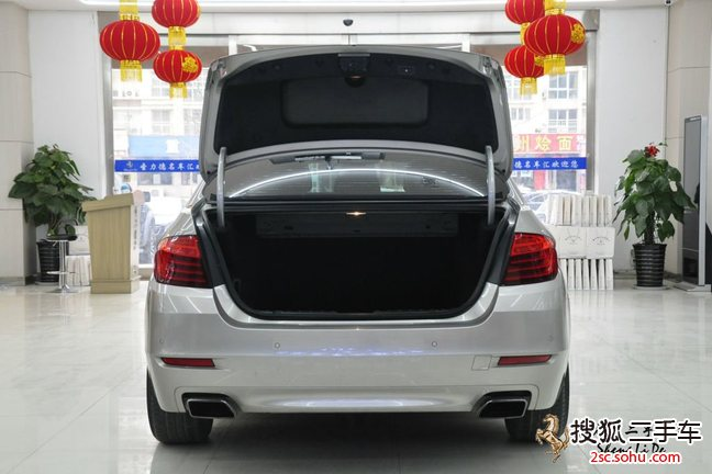 河南二手宝马5系2013款535li 领先型 46.5万元 _河南
