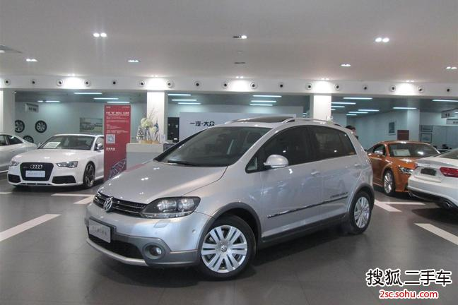 大众Cross Golf2011款1.4TSI Cross Golf  点击看大图