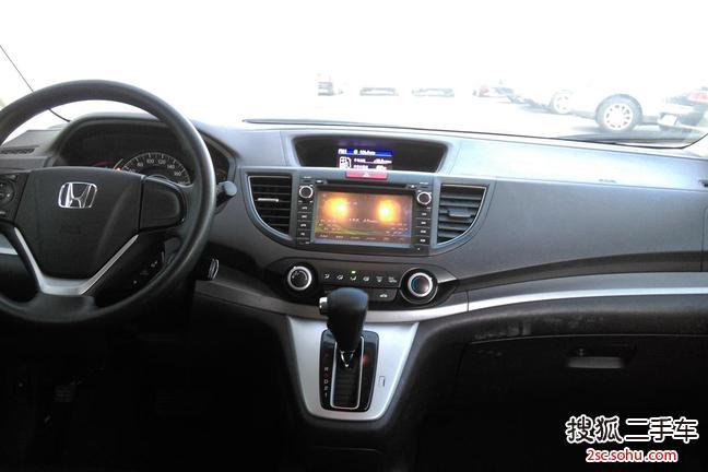 西安二手本田CR-V2013款2.0L两驱经典版14邢台瑞风M5维修图片