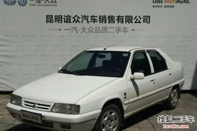 雪铁龙富康2001款1.4es风景线-mt