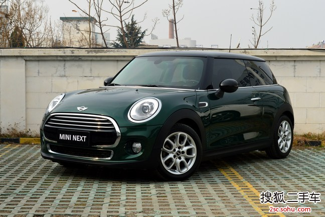 MINIMINI2014款1.5T COOPER Excitement  点击看大图