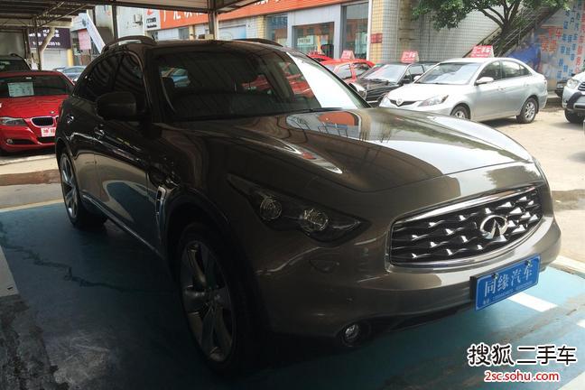 重庆-英菲尼迪qx70-fx35超越版女王吊带温碧霞图片