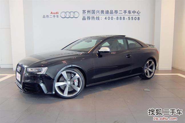 奥迪rs52012款rs 5 coupe