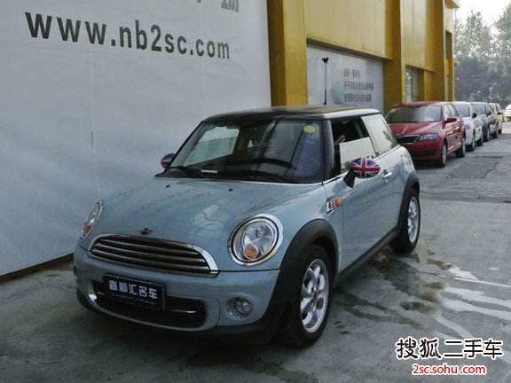 MINIMINI-1.6L COOPER Excitement 点击看大图