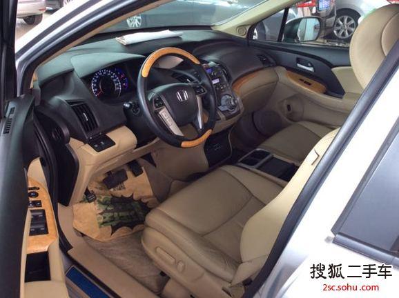 广州二手本田奥德赛2009款2.4l 豪华版 11.68万元 _大