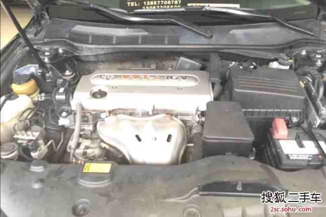 温州二手丰田凯美瑞2009款200g navi豪华导航版 9.5
