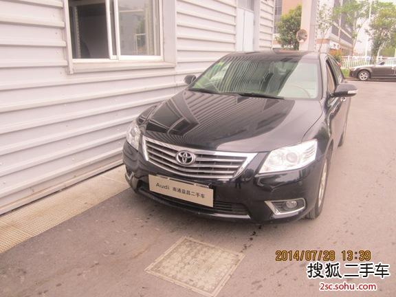 广州丰田 凯美瑞 2010款 2.0 自动 精英版 200e 三厢