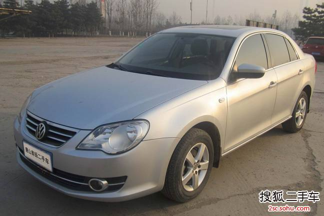 唐山-一汽大众 宝来 2010款 1.6l 自动 舒适型 三厢