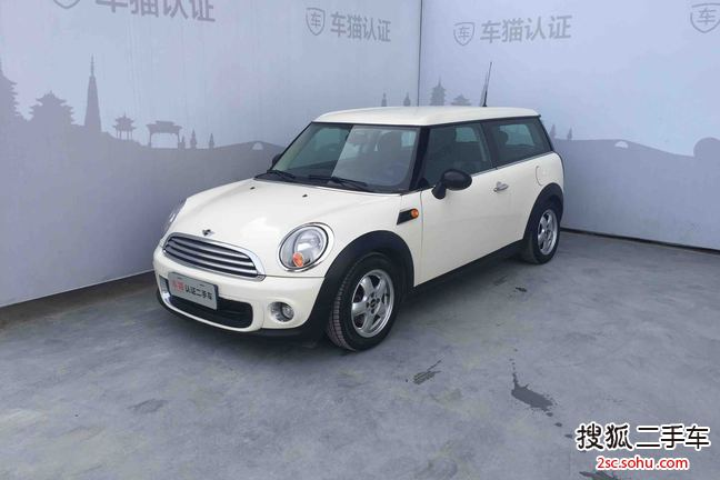 MINICLUBMAN2011款1.6L ONE