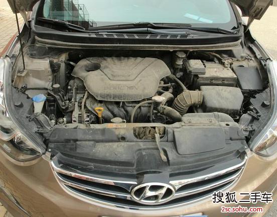 北京二手现代朗动2012款1.6l 手动领先型 7.2万元 _车
