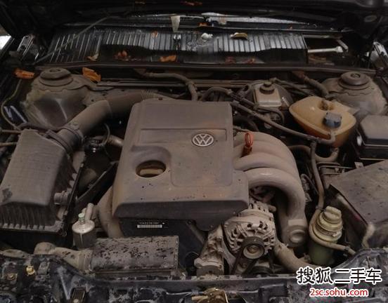 西安二手大众桑塔纳志俊2008款1.8l 手动 休闲型 3.5