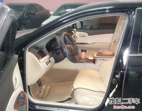 合肥二手丰田皇冠2012款2.5 royal 真皮版 22万元 _车