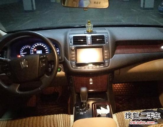 深圳二手丰田皇冠2010款3.0l royal saloon 25万元